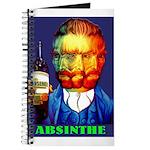 Absinthe Liquor Drink Journal
