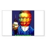 Absinthe Liquor Drink Sticker