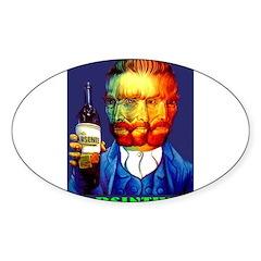 Absinthe Liquor Drink Bumper Stickers