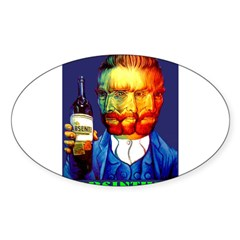 Absinthe Liquor Drink Bumper Stickers
