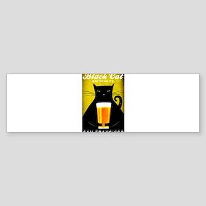Black Cat Brewing Co. Bumper Sticker