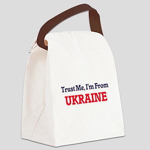 Trust Me, I'm from United Arab Em Canvas Lunch Bag