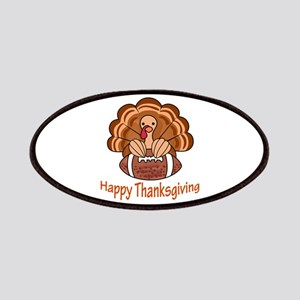 Happy Thanksgiving Patch