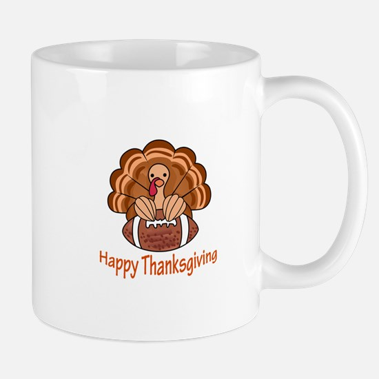 Happy Thanksgiving Mugs