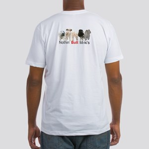miki Fitted T-Shirt
