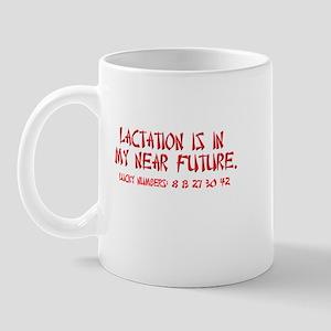 Lactation Fortune Mug