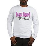 Coast Guard Aunt Long Sleeve T-Shirt