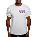 Coast Guard Aunt Light T-Shirt