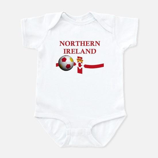 TEAM NORTHERN IRELAND WORLD C Infant Bodysuit