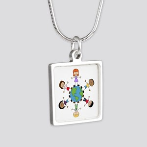 Children Around The World Necklaces