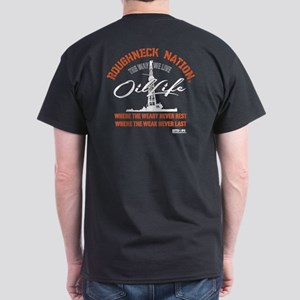 OIL LIFE Oilfield Dark T-Shirt