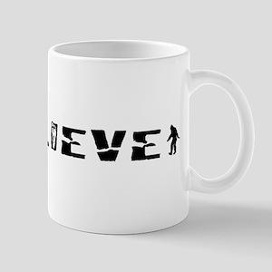 I believe In Bigfoot Mugs
