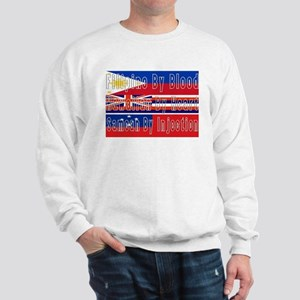 Filipino By Blood Sweatshirt
