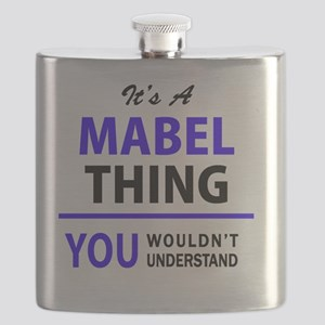 It's MABEL thing, you wouldn't understand Flask