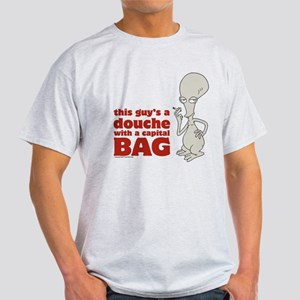 american dad douche Light T-Shirt