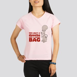 american dad douche Performance Dry T-Shirt