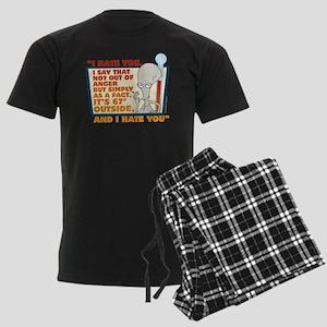 American Dad I Hate You Men's Dark Pajamas
