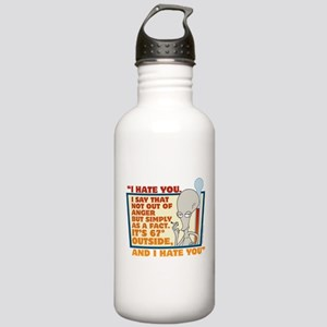 American Dad I Hate Yo Stainless Water Bottle 1.0L