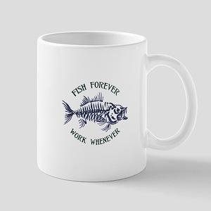 Fish Forever Mugs