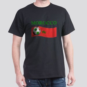 TEAM MOROCCO WORLD CUP Dark T-Shirt