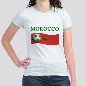 TEAM MOROCCO WORLD CUP Jr. Ringer T-Shirt