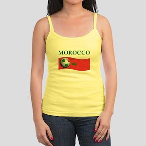 TEAM MOROCCO WORLD CUP Jr. Spaghetti Tank