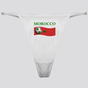 TEAM MOROCCO WORLD CUP Classic Thong