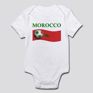 TEAM MOROCCO WORLD CUP Infant Bodysuit