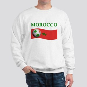 TEAM MOROCCO WORLD CUP Sweatshirt