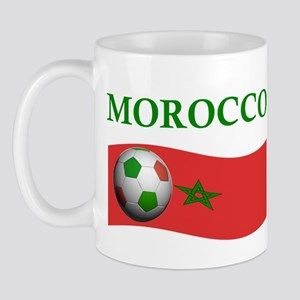 TEAM MOROCCO WORLD CUP Mug