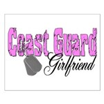 Coast Guard Girlfriend Small Poster