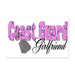 Coast Guard Girlfriend  Mini Poster Print