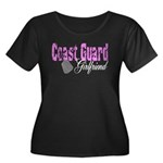 Coast Guard Girlfriend Women's Plus Size Scoop Ne