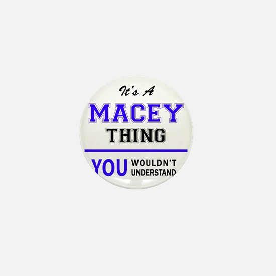 It's MACEY thing, you wouldn't underst Mini Button