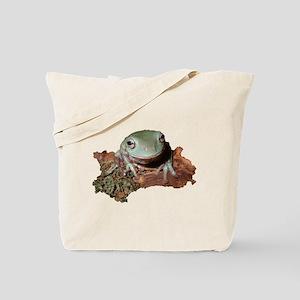 Australian White Tote Bag