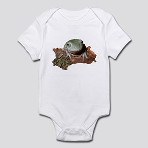 Australian White Infant Bodysuit