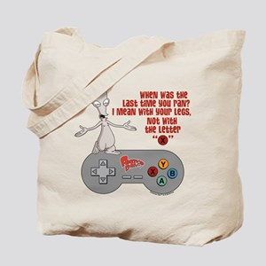 American Dad Letter X Tote Bag