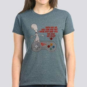 American Dad Letter X Women's Dark T-Shirt