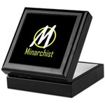 Minarchist Keepsake Box
