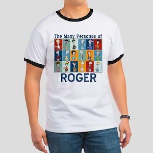 American Dad Roger Personas Ringer T