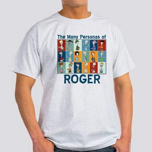 American Dad Roger Personas Light T-Shirt