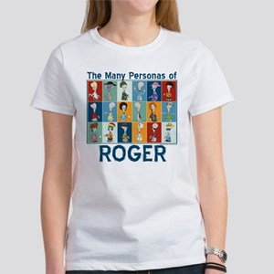 American Dad Roger Personas Women's T-Shirt