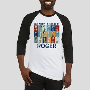 American Dad Roger Personas Baseball Jersey