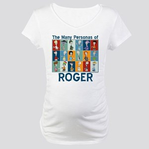 American Dad Roger Personas Maternity T-Shirt