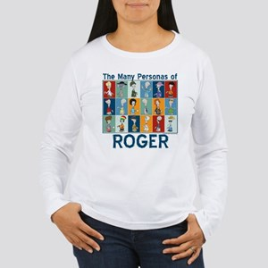 American Dad Roger Per Women's Long Sleeve T-Shirt