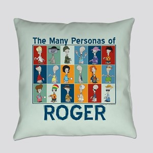 American Dad Roger Personas Everyday Pillow