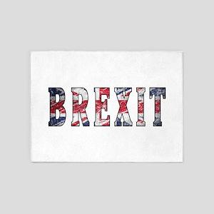Brexit!!! 5'x7'Area Rug