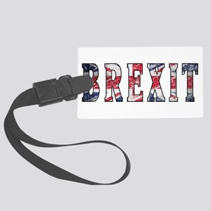 Brexit!!! Large Luggage Tag
