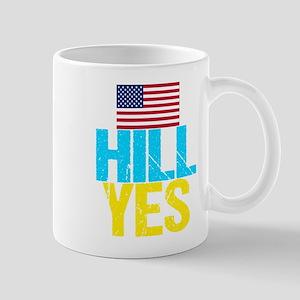 Hill Yes Mug