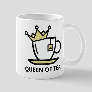 Queen Of Tea Mug